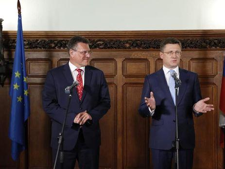 В конце сентября будет определена дата новых трехсторонних переговоров о продлении транзита газа