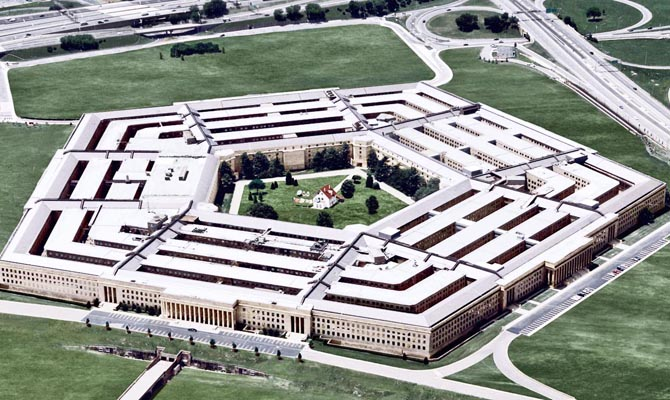 The Pentagon emits more greenhouse gases than Portugal