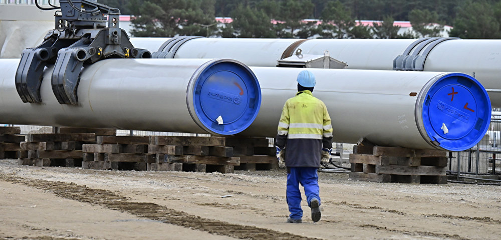The operator of Nord Stream 2 has begun arbitration against the European Union