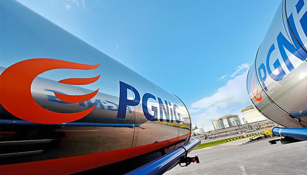 Poland stores 400 million cubic meters of gas in Ukrainian underground gas storage facilities