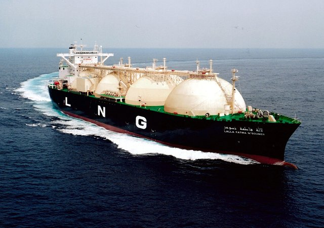 American LNG for Ukraine has arrived in Poland