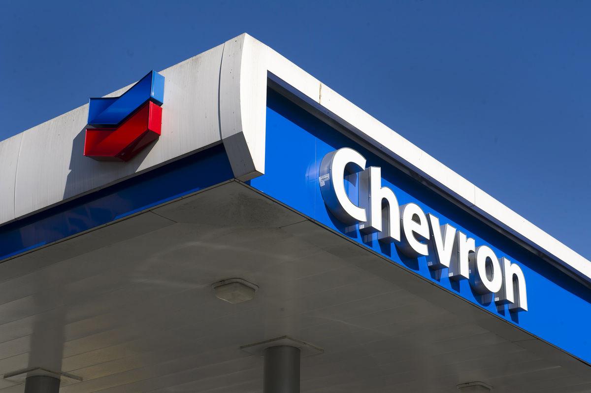 Американская нефтегазовая компания Chevron покупает своего конкурента