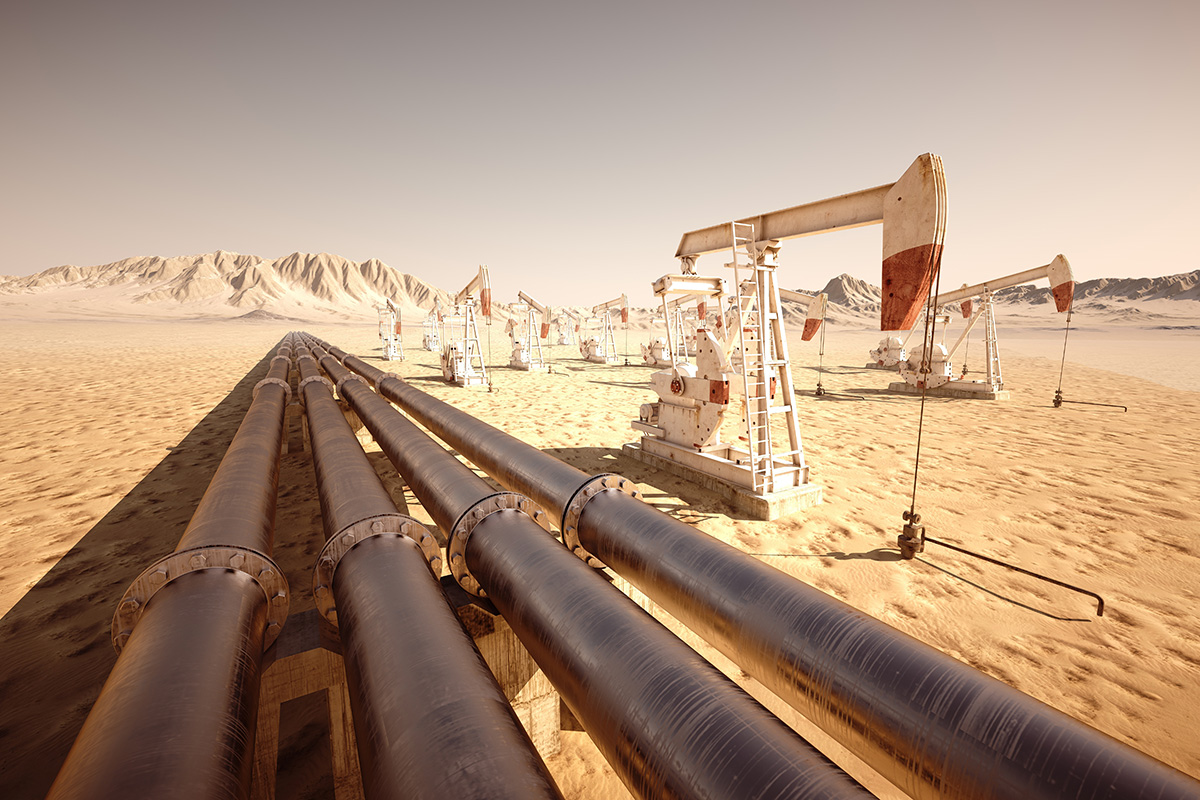 Naftogaz ramped up oil production at facilities in the Western Desert of Egypt