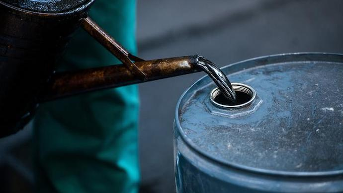 Brent crude is trading at $63.05 per barrel