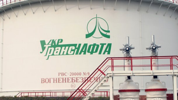 Oil transit through Ukraine decreased by almost 17% in July