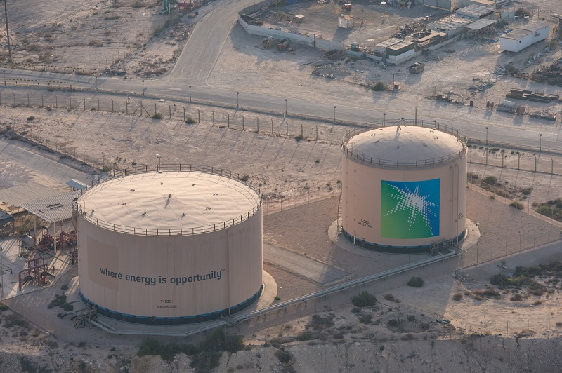 Saudi Aramco's net profit down 73% in Q2