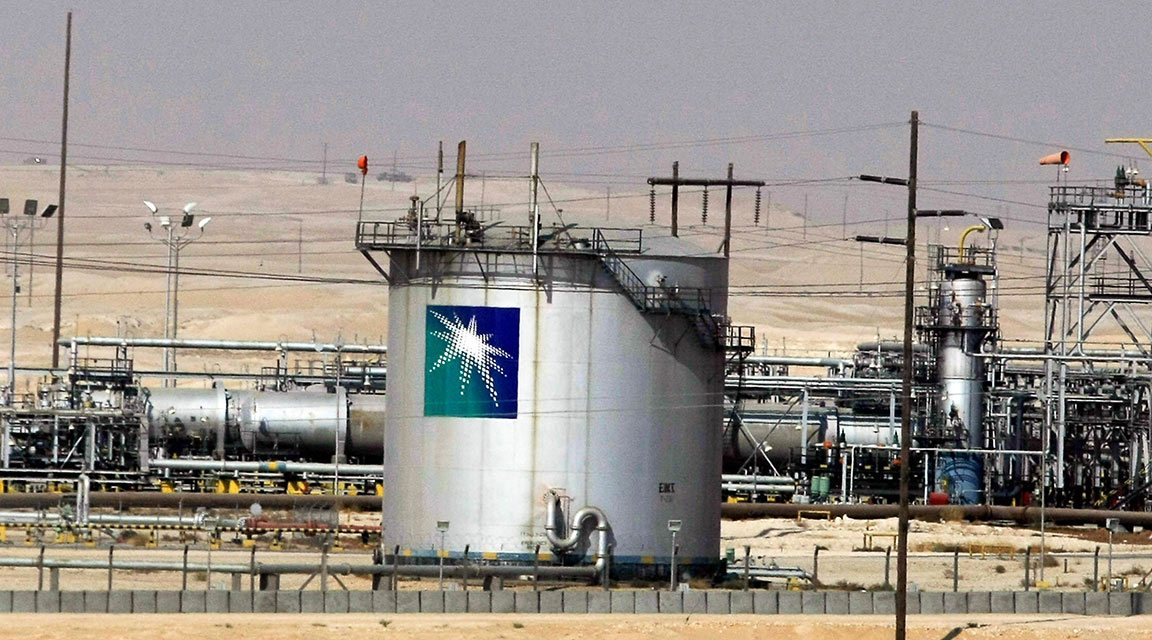 Saudi Aramco buys 20% stake in Indian company