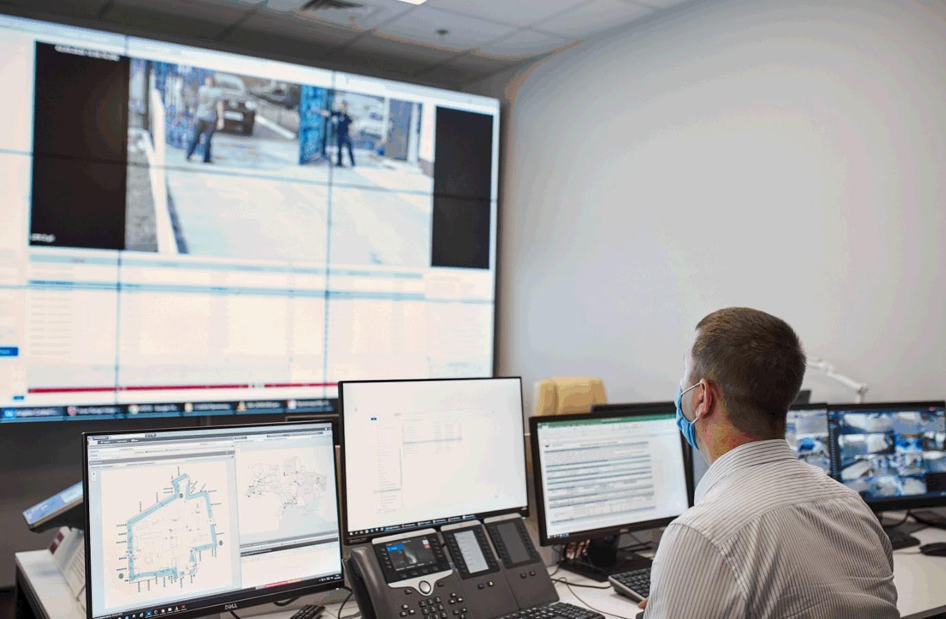 «Укртранснафта» обеспечивает круглосуточное онлайн наблюдение за объектами дивизиона