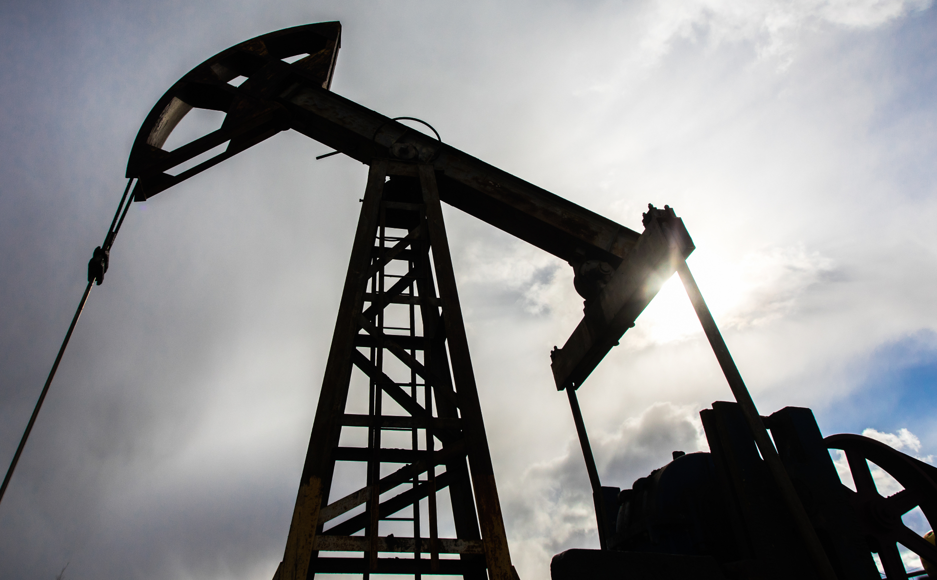 Benchmark oil prices go down