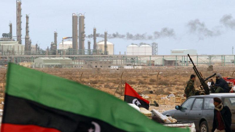 У Лівії зупинилася робота НПЗ