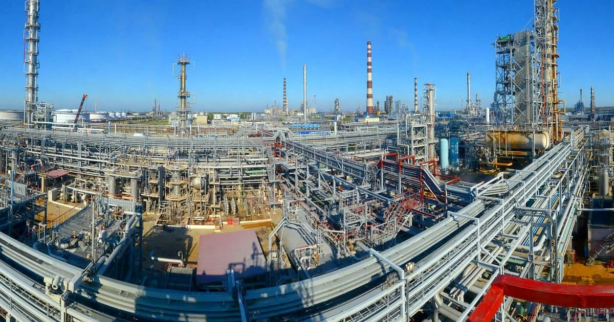 Russian oil was not supplied to the Mozyr refinery in 2020
