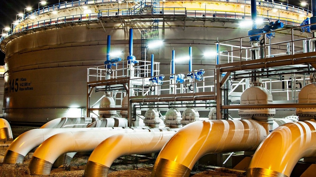 Polish operator supplied oil quality control system from Druzhba pipeline
