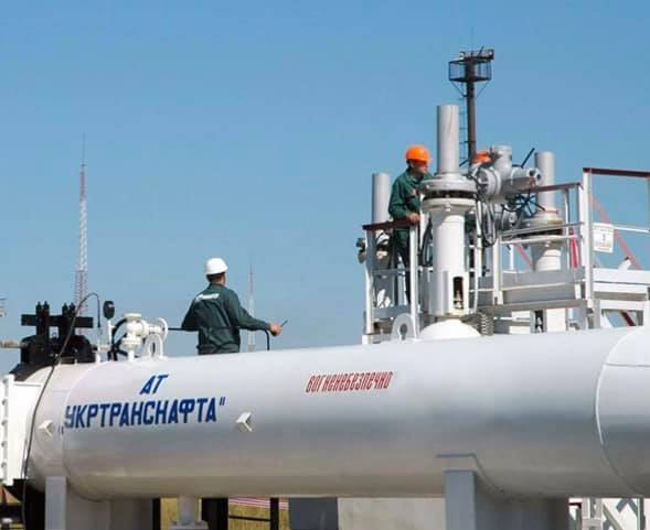 Ukrtransnafta completely expelled dirty oil from Druzhba pipeline