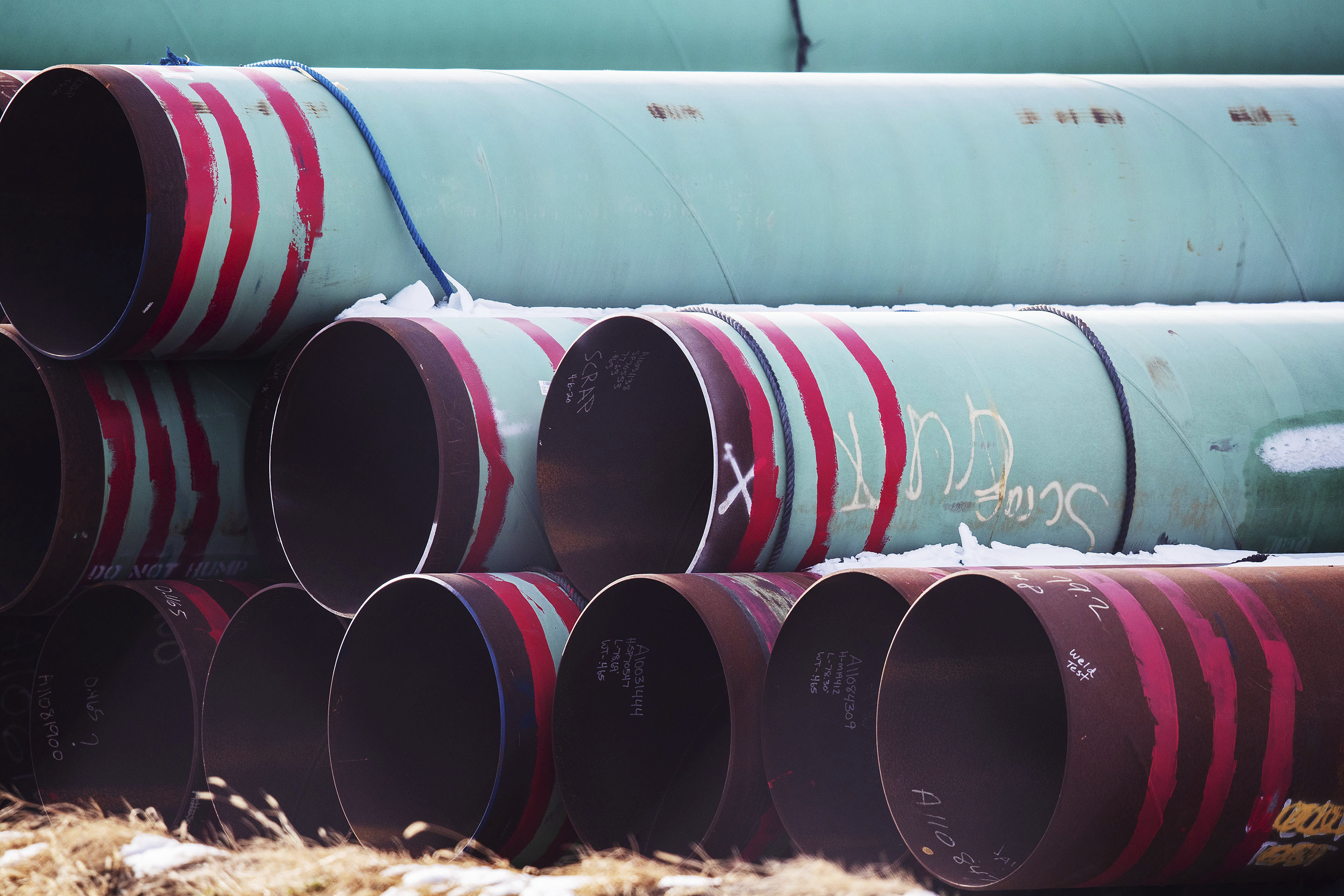 Keystone XL pipeline halted as Biden moves to cancel permit