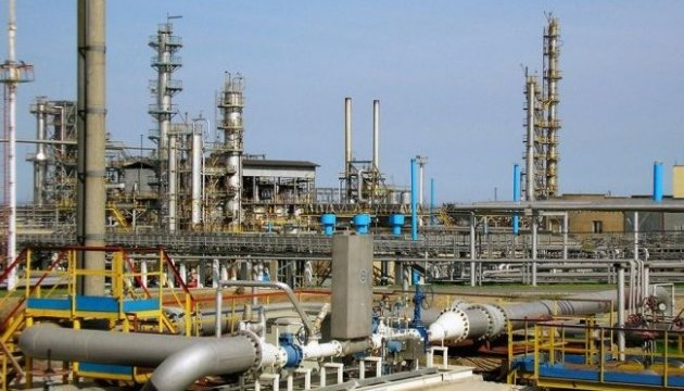 Ukrtransnafta began transporting American oil to the Kremenchuk refinery