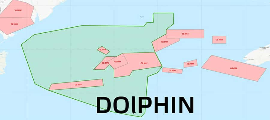 The Ministry of Energy and Coal Mining did not decide who to be the winner for the development of the Dolphin field