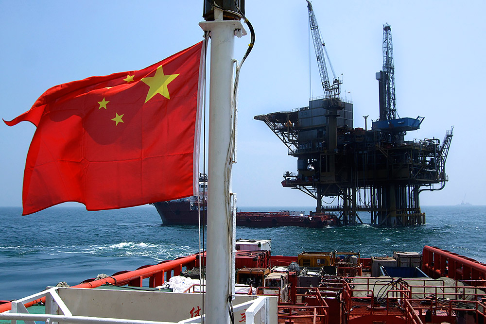 China still has enough space in oil storage facilities – OPEC