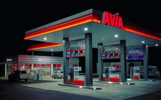 В Україні відкрили першу АЗС швейцарської мережі AVIA