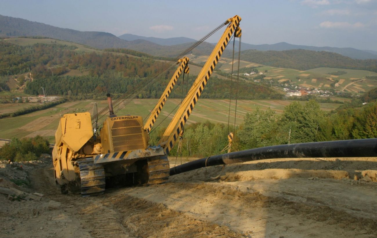 АТ «Укртранснафта» ввело в експлуатацію нову трасу нафтопроводу