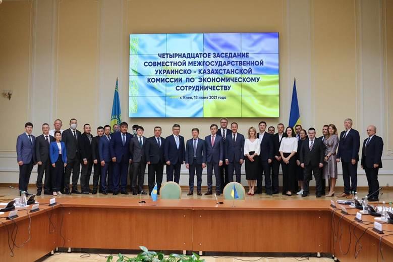 Україна та Казахстан планують поглибити співпрацю щодо торгівлі та транзиту нафти