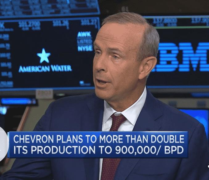 Енергокомпанії «Exxon» і «Chevron» оголосили про плани збільшити видобуток нафти і газу