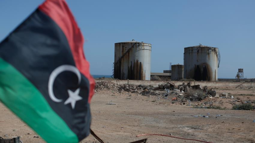 Oil production in Libya increased to 1.25 million barrels per day