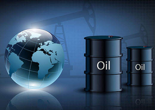 Benchmark oil prices are stable
