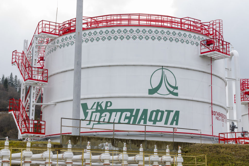 Ukrtransnafta will commission a section of the Druzhba oil pipeline, built 10 years ago