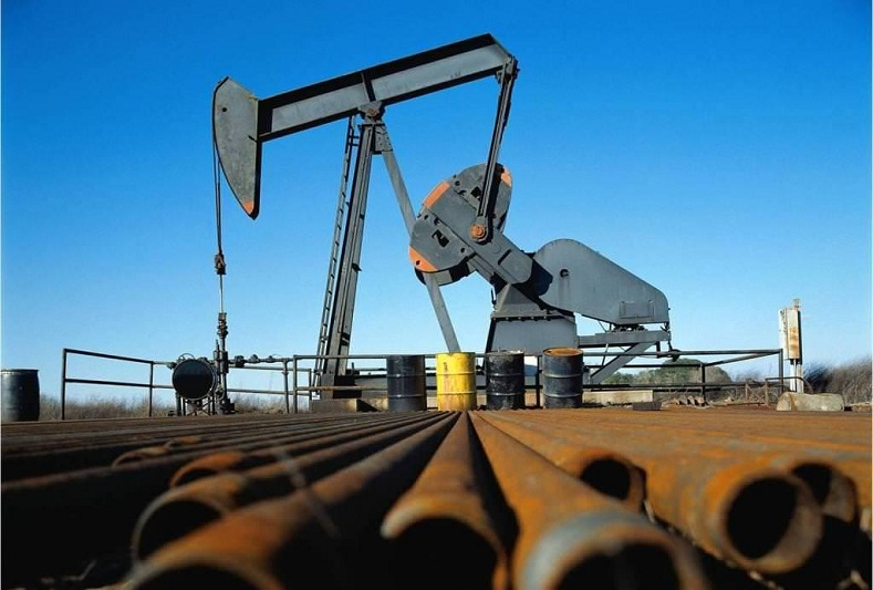 Brent crude is trading above $43 per barrel