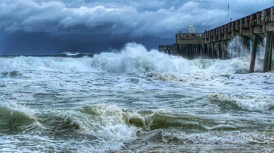 Ціни на нафту показують зростання через ураган «Саллі»