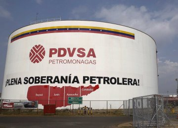 Venezuela may transfer oil state company to Russia – media